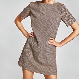 Brand new Zara mini dress , size L